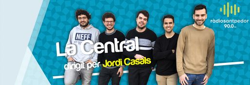 Capçalera La Central