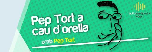 Capçalera Pep Tort a Cau d'Orella