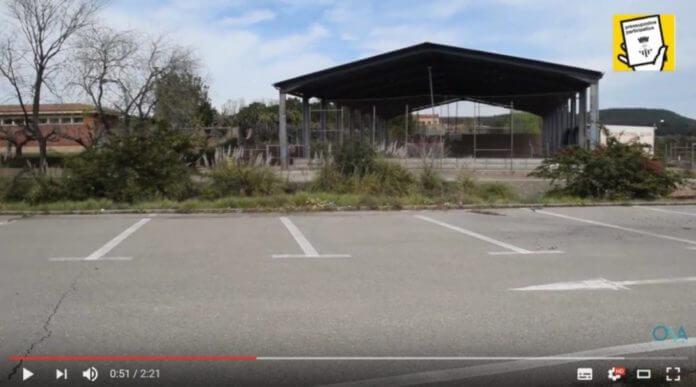 Zona d'autocaravanes al Polígon de Santpedor com a proposta pels pressupostos participatius del 2017