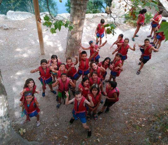 Nens i nenes del Bitxac de Santpedor.