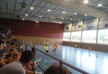 Final masculina 24h Futsal Santpedor entre els YOVES i els FC MAWIPLANT