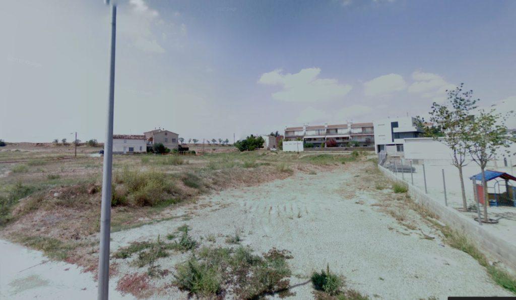 Santpedor cedeix el solar de la futura escola La Serreta a la Generalitat