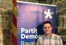 Antoni Puiggròs és elegit cap de llista del PDeCAT per les municipals de 2019 FOTO.IVET CASTAÑO
