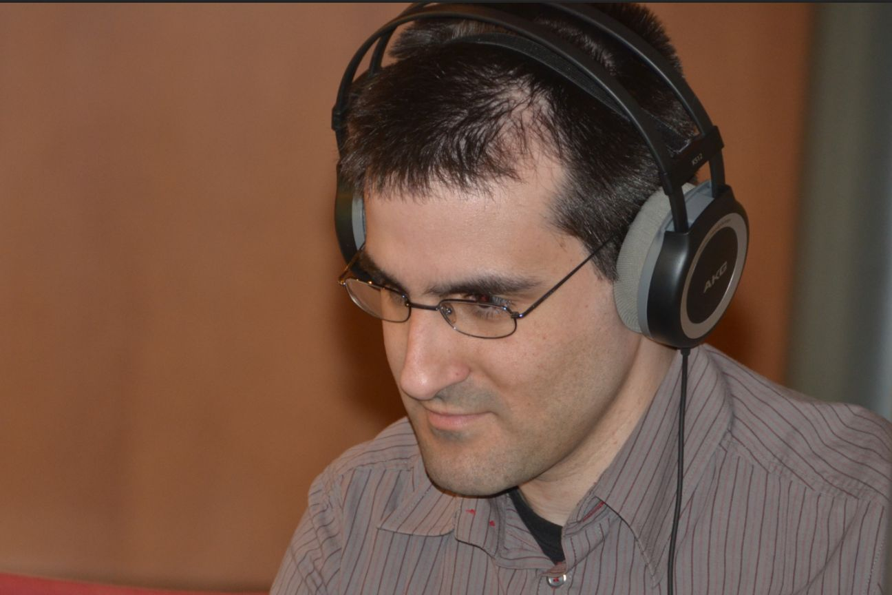 """Albert Davins, nou director de Ràdio Santpedor: """"No pot ser que hi hagi santpedorencs que no sàpiguen que hi ha una ràdio activa i potent al poble"""""""""""