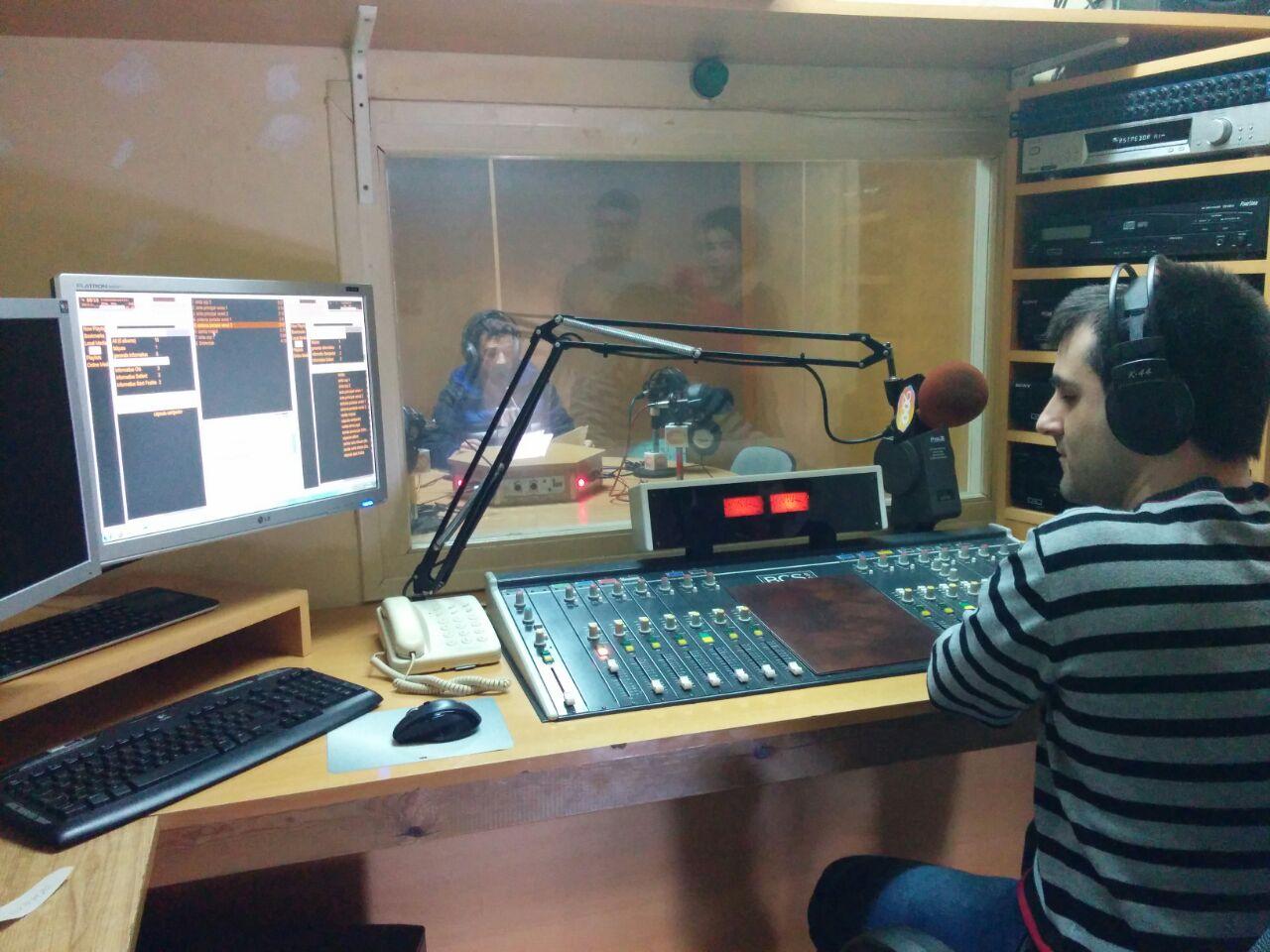 Albert Davins és el nou director de Ràdio Santpedor