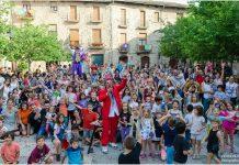 Pregó Infantil Festa Major de Santpedor 2017 FOTO.AJUNTAMENT DE SANTPEDOR