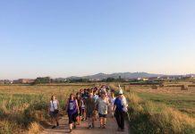 Pelegrinatge per les ermites de Santpedor per SAnta Anna FOTO.AJUNTAMENT DE SANTPEDOR