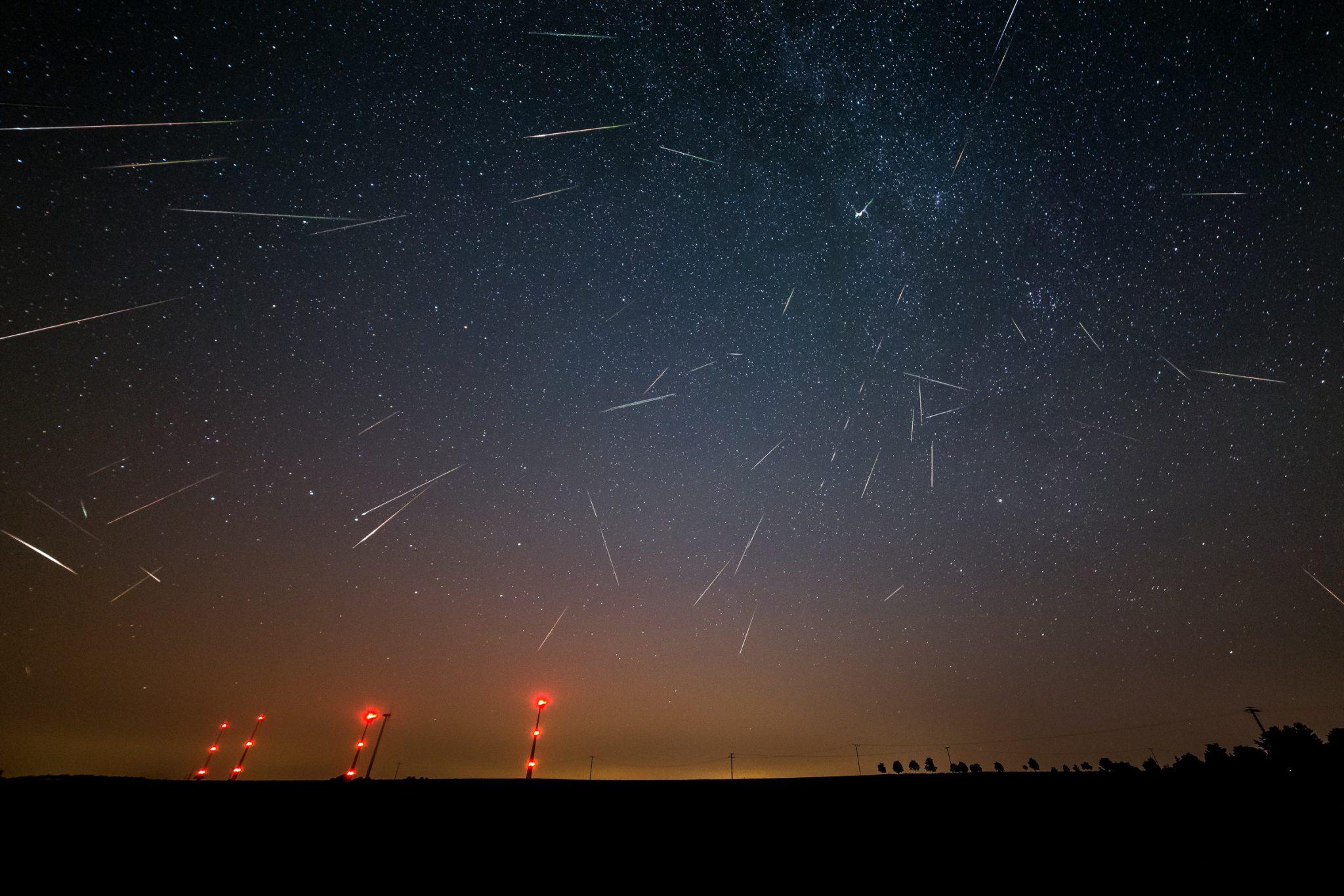 Llocs per contemplar els 'perseids', aquest any més visibles per la lluna nova