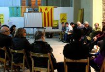 Presentació de la CUP Santpedor al 2014 FOTO-CUP SANTPEDOR