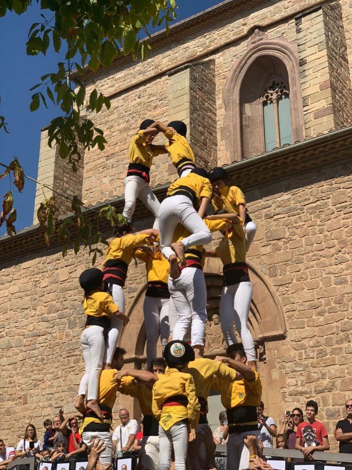 santpedor,castellers de santpedor,fira de sant miquel