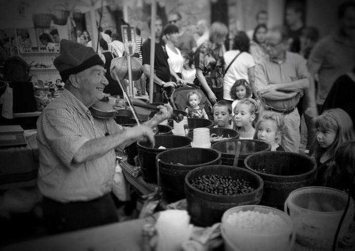 Aquesta imatge de Montse Prado va quedar en 2a posició al concurs d'Instagram de la Fira de Sant Miquel de Santpedor 2018 FOTO: Montse Prado