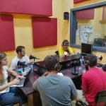 Tertúlia sobre l'u d'octubre de 2017 a Ràdio Sallent