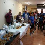 Els dimarts els socis recullen les comandes que han fet la setmana anterior al nou local de La Granera