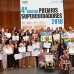 Onada serveis guardonada amb un premi per l'assistència als seus cuidadors FOTO.ONADA