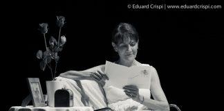 Imatge d'un moment de l'obra 'El diari de la Martina' FOTO: EDUARD CRISPI
