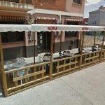 Imatge d'arxiu del bar Núria de Santpedor