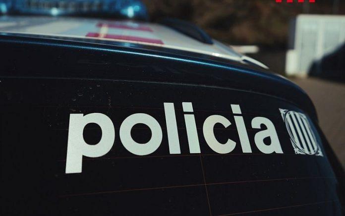 Cotxe de policia