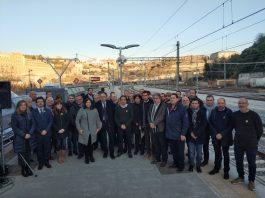 Alcaldes de la Catalunya Central reivindiquen a Renfe Manresa les inversions promeses