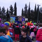 Carnaval temàtic a l'escola Riu d'Or de Santpedor al 2017 FOTO:DEP EDUCACIÓ