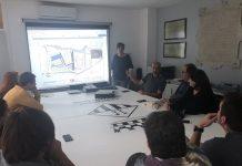 Reunió amb les entitats per presentar l'ampliació del Pavelló Rafa Martínez de Santpedor FOTO.AJUNTAMENT DE SANTPEDOR