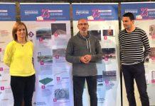 La regidora d'Hisenda, Judit Raja, l'alcalde, Xavier Codina, i el regidor de Comunicació, Toni Valverde, han presentat els guanyadors dels Pressupostos Participatius del 2019 FOTO.AJUNTAMENT DE SANTPEDOR