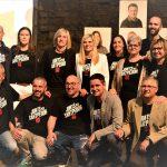 L'equip de Junts per Santpedor FOTO:JUNTS PER SANTPEDOR