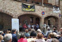 Els candidats de Santpedor al debat de Ràdio Santpedor a la Plaça Gran
