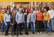 Membres d'Esquerra Republicana de Santpedor per les eleccions municipals del 2019 FOTO:ERC