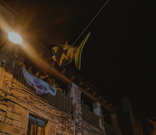 Primera Empescada de Santpedor. - FOTO: Andrea Moreno