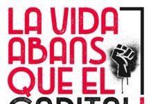 Cartell de la manifestació d'avui 26 de maig.