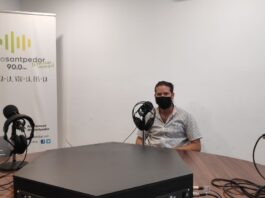 Aniol Vila, regidor de la CUP Santpedor