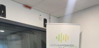 Laura Fernandez a Ràdio Santpedor.