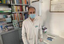 Toni Guitó, de la Farmàcia Guitó